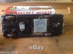 007 Secret Agents Car James Bond/Man from Uncle