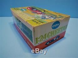 1/24 COX # 4707 CHEETAH static kit /Slot car body authorized by Bill Thomas LOOK
