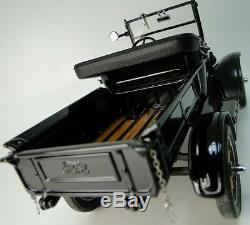 1 Ford Pickup Truck A 1920s Vintage Wagon Car T Antique Model 24 F150 Metal 18