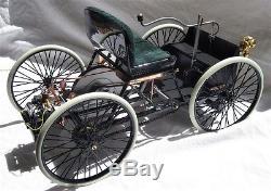 1 Original Ford Concept Car Before Model T A Vintage Antique Classic Metal