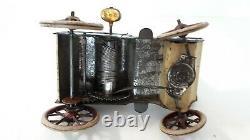 1903 LEHMANN Toys Naughty Boy Tin Toy car See video