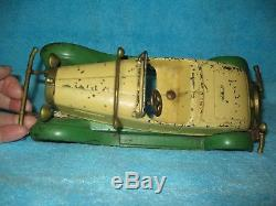 1928 rare Kilgore Cast Iron STUTZ Bearcat (Pontiac) Roadster Sedan 10 Car