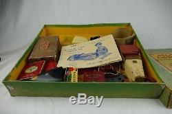 1930's Meccano Constructor Car Kit