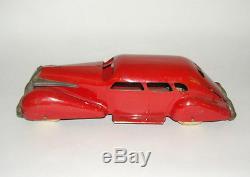 1936 Wyandotte Pressed Steel LaSalle Car Nice! (DAKOTApaul)