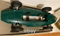 1950'S/60'S TRIANG ELECTRIC Vanwall Racing GREEN 120 SCALE BOXED Vintage Minic