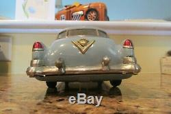 1950's Cadillac friction model car made in Japan by Marusan with original box