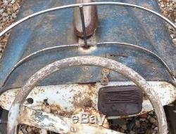 1950s Triang Zephyr Zodiac Consul T60 Pedal car