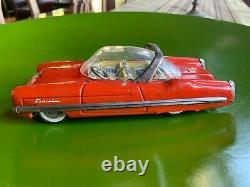 1950s Yonezawa Tin Lincoln XL-500 Concept Car, in Very Good Condition