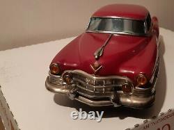 1951 cadillac 12 japenese tin car by marusan