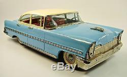 1957 Lincoln Premier 13 Japanese Tin Car by Ichiko NR