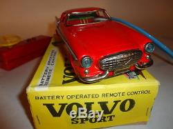 1958 Volvo P 1800 Sports Car 8 By M Of Japan
