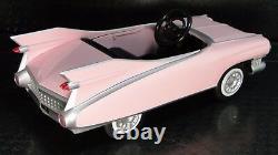1959 Cadillac Eldorado Mini Pedal Car Metal Body Model Too Small To Ride 1967