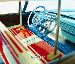 1960 Buick Invicta 17.5 Highway Patrol Car with Original Box by Ichiko NR