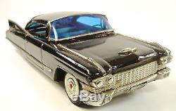 1960 Cadillac 11.5 Japanese Tin Car by IY-Marusan NR