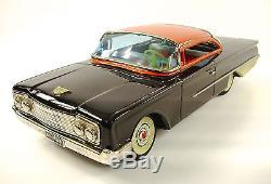 1960 Ford Starliner 11.5 Japanese Tin Car by IY-Marusan NR