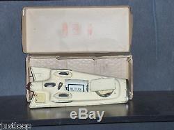 1960 Japan Ichida Ford Gyron Tin B/O Concept Car WithOB No Reserve