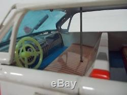 1960s Buick LeSabre 15.5 Tin Car with Original Box by NOMURA TN Japan
