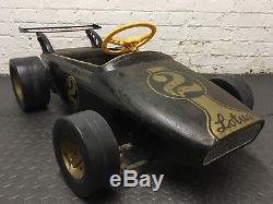 1960s F1 Lotus Pedal Car