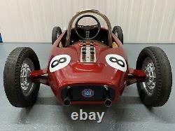 1960s F1 MORELLET GUERINEAU Pedal Car