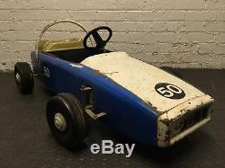 1960s Lotus Pedal Car