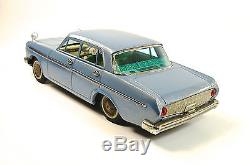 1960s Toyopet Crown Deluxe Japanese Tin Car by ATC NR