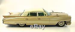 1961 Customized Cadillac 17 4 Door Sedan Japanese Tin Car by Bandai NR