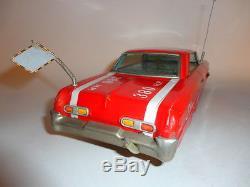 1962 Buick Smoking Champion Racing Car 11 1/2 By Cragstan Of Japan