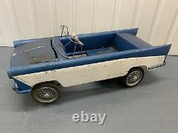 1962 Morris ISIS Pedal Car
