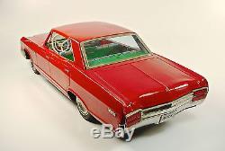1966 Buick LeSabre 4-Door Hardtop 19 Japanese Tin Car by ATC NR