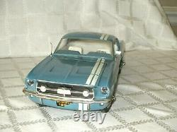 1967 Ford Mustang Fastback Gt 2+2-org-box-wen-mac-b/opp-vintage Toy-16