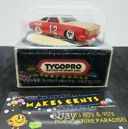 1970's Vintage Toys Rarest Allison #12 Coca Cola Chevelle Tyco Pro Slot Car
