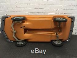 1970s BMW 2800cs pedal car