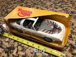 1979 80 81 PONTIAC FIREBIRD TRANS AM T-Top Vintage Plastic Car Testor Toys NOS