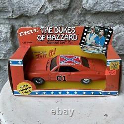 1981 Ertl GENERAL LEE Die CAST Car 125 DUKES OF HAZZARD Collectible VTG NOS Toy
