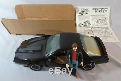 1983 Vintage Kenner Knight Rider KNIGHT 2000 Voice Car KITT with Figure & Box L@@K