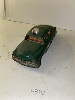 50s 16 vintage toy cars lot. 2 Promo Car Banks, 1 Tin Car