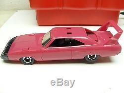 (7) Vintage 1970s Kenner SSP 7 Car Lot & Original SSP Case Nice Condition Rare