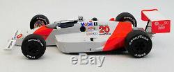 89 Emerson Fittipaldi Mobil Pc18 Indy 500 Winner Replicarz 118 Vintage Race Car