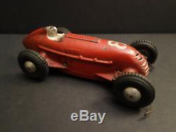 ALL ORIGINAL PARUNA Alfa Romeo 308c Slot Car 1949 Les Bolides Du Mans France