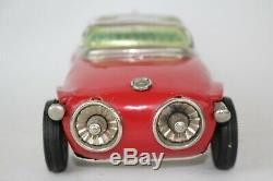 ATC Japan, 1950's Firebird 2 Experimental Car, Japan Tin Friction, Original