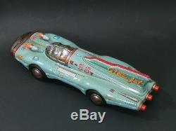 Atom Jet 58 Car By Yonezawa Race Car