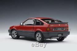 AUTOart 1/18 Honda CRX CR-X Si Vintage car Diecast Metal Car Model Gift