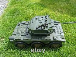 Action Man Saladin Armoured Car Custom Tank HM Armed Forces 30mm VAM 6x6