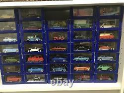Adventures Of TINTIN 1/43 Die Cast Model Car Collection Bulk Hergè Moulinsart