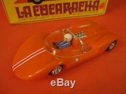 All Original Cox La Cucaracha 1/24 Slot Car Mint With Original Box #4800