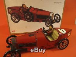 All Original Paya Bugatti 1930 Huge Racing Car Only 1000 Worldwide 1989