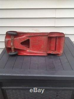 Antique 1930's Cor Cor Toys Graham Paige Pressed Steel Car to Restore NR