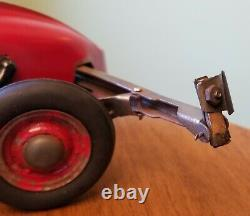 Antique Kingston Products Kokomo Electricar Stream-lined Red Arrow Racer Car 3