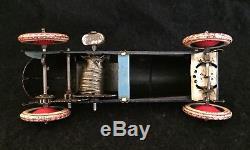 Antique Lehmann Tin Toy Galop Race Car. Circa 1930. Superb Condition
