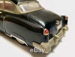 Antique minicar Tin Cadillac Retro Vintage Rage Limited Car vehicle Toy 1950